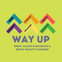 Way Up logo